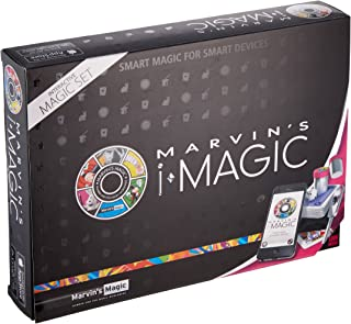Marvin's Magic Interactive Box of Tricks - 8 Years and Above