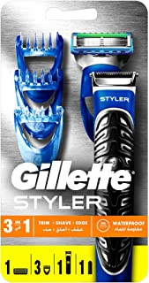 Gillette Fusion ProGlide Styler, Trimmer and Power Razor