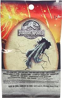 Jurassic World Mini Dinosaurus, Big action with Jurassic World Mini Action Figure Dinosaurs FML69