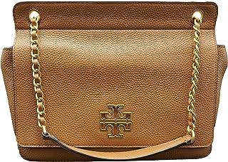 حقيبة كتف نسائية من Tory Burch 82411 من الجلد / الذهبي
