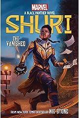 The Vanished (Shuri: A Black Panther Novel #2) Kindle Edition