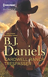 Cardwell Ranch Trespasser