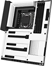 NZXT N7 Z390 - Designed with Intel Z390 chipset (Supports 8th/9th Gen CPUs) - ATX Gaming Motherboard - Integrated I/O Shield - Intel Wireless-AC 9560 - Bluetooth V5 - Two M.2 Connectors - White
