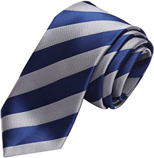 ربطة عنق للرجال من COOFANDY ربطة عنق كلاسيكية منسوجة بالزهور مطبوعة