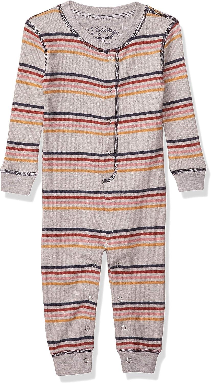 Sleepwear Peachy Pajama Romper PJ Salvage Kids Baby Girls Kids