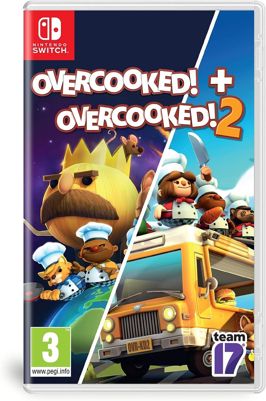 Overcooked! + Overcooked! 2 - Nintendo Switch [Importación francesa]