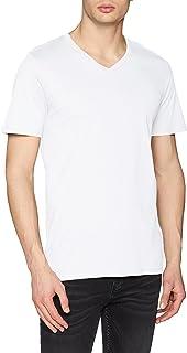 Jjeplain tee SS V-Neck Noos Camiseta para Hombre
