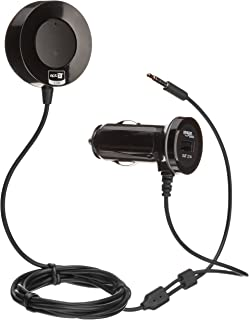 AmazonBasics Bluetooth Hands-Free Car Kit (Black)