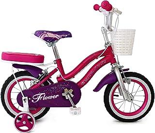 Upten Flower 16Inch Girl bikes Children bicycle