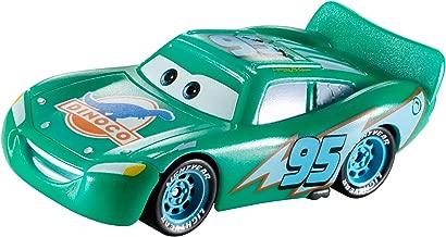 Disney Pixar Cars Color Changers Dinoco Lightning McQueen Vehicle
