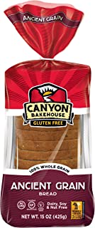 CANYON BAKEHOUSE Ancient Grain Bread, 15 OZ