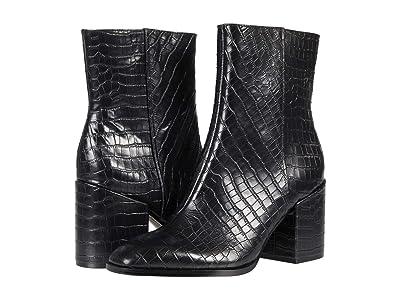 VIONIC Harper (Black Croc) Women