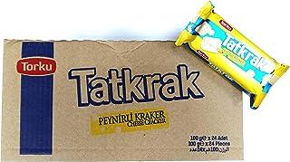 Torku Tatkrak Peynirli Kraker 100 Gr x 24