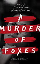A Murder of Foxes (Heir of Hell Book 1)