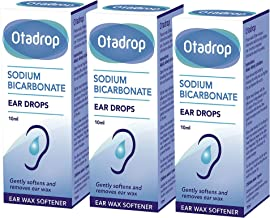 Otadrop Ear Wax Remover Sodium Bicarbonate Drops 10 ml -