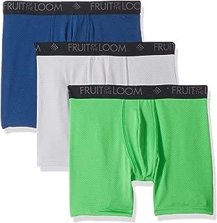 Fruit of the Loom Men's Breathable Underwear