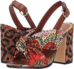 Etro - Block Heel Sandal