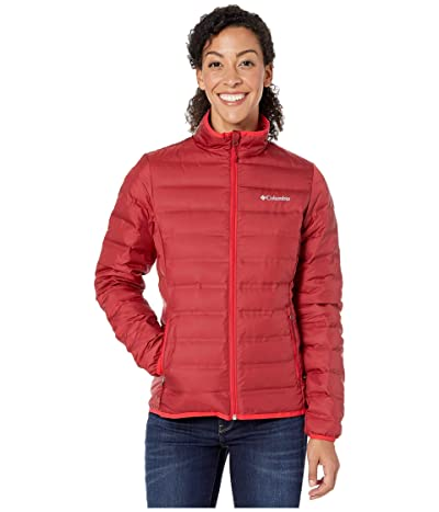 Columbia Lake 22tm Down Jacket (Beet/Red Lily pop) Women