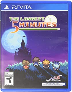 The Longest 5 Minutes for PlayStation Vita