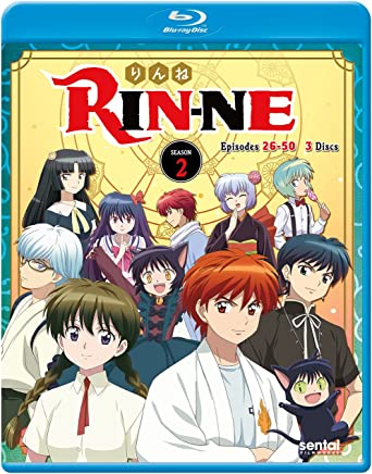 Rin-Ne Season 2 [Blu-ray] [Import]