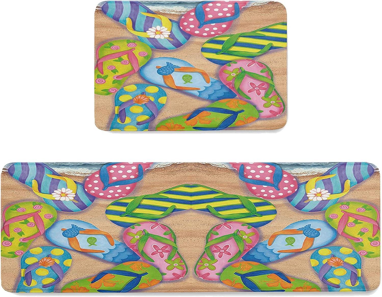 Kitchen Area Recommended Rug Popular brand Runner Set 2 Soft Piece Comfort Doormats Floor