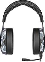 Corsair HS60 Haptic Stereo Gaming Headset with Haptic Bass, Memory Foam Earcups, Removable Microphone, Windows Sonic Compa...
