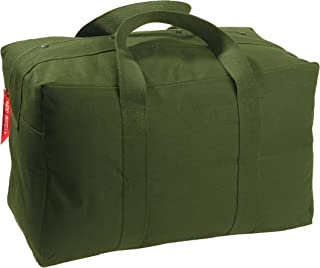 Military Canvas Parachute Cargo Carry Bag - Large (24