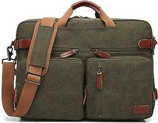 CoolBELL Convertible Backpack Messenger Bag Shoulder Bag Laptop Case Handbag Business..