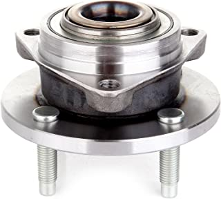 ECCPP Replacement for Front Wheel Hub Bearing Assembly for Chevrolet Cobalt Saturn Ion 4 Lugs 513205