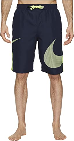 "Diverge 11"" Volley Shorts"