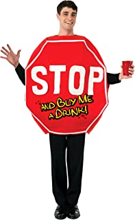 Forum Novelties Men's Stop Sign Costume