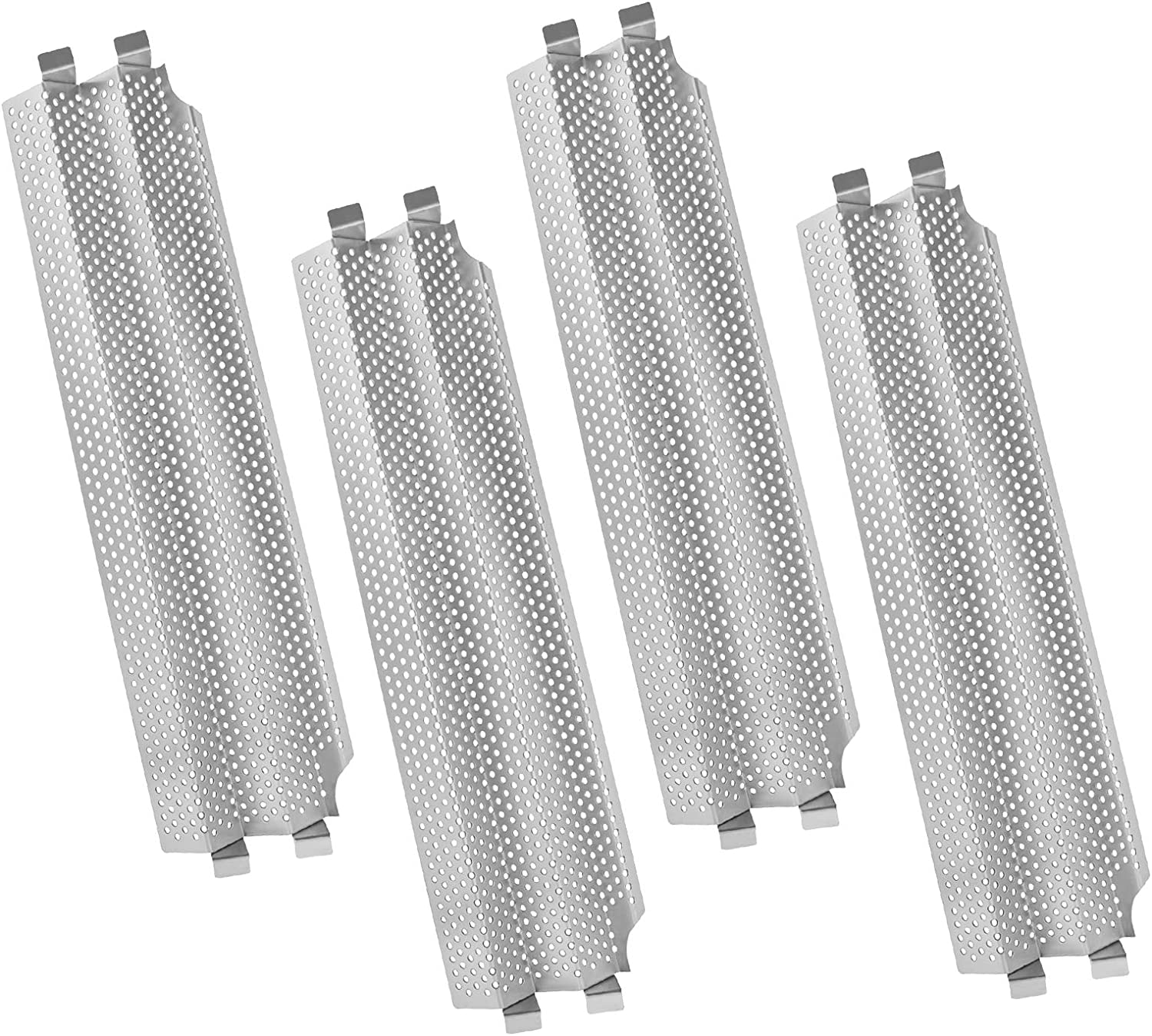 BBQration 4-Pack SN480A sale Stainless Steel Heat Plate Great interest Replacement P