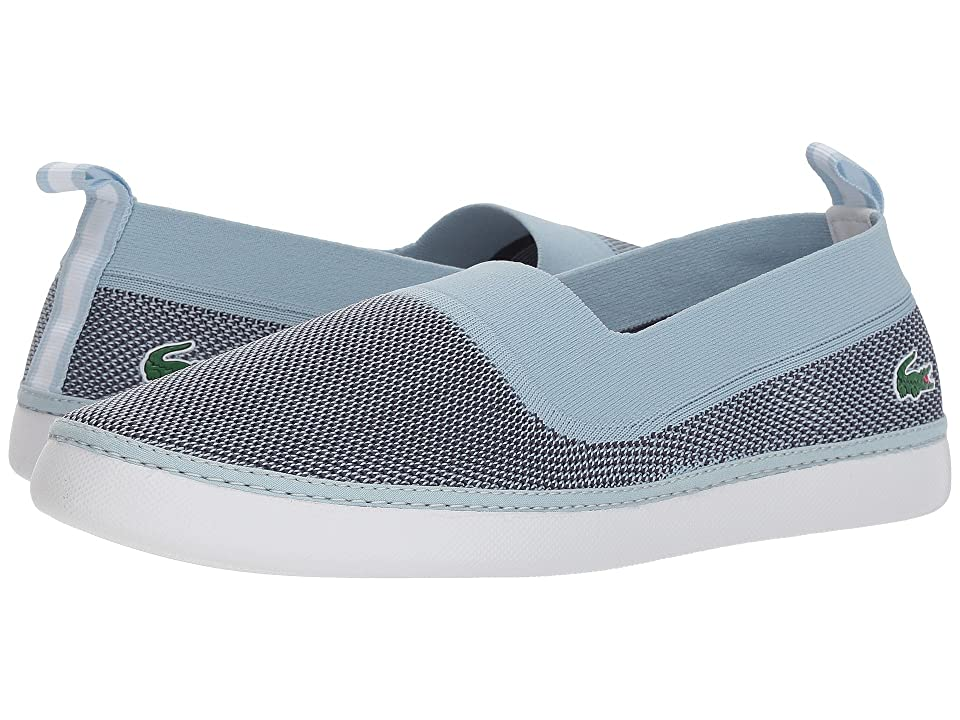 Lacoste L.Ydro 218 1 (Light Blue/Dark Blue) Men