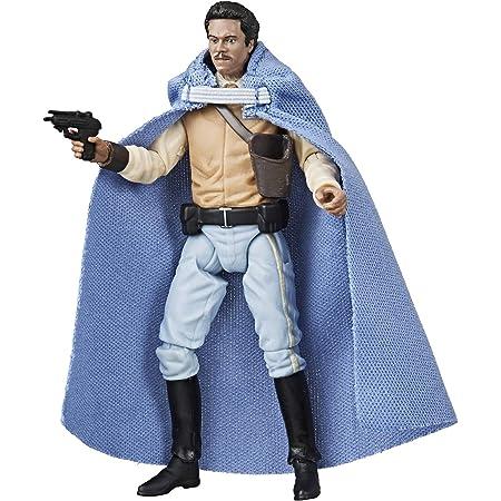 Star Wars The Vintage Figura del General Lando Calrissian, Collection El Retorno del Jedi (Hasbro E9574ES0)
