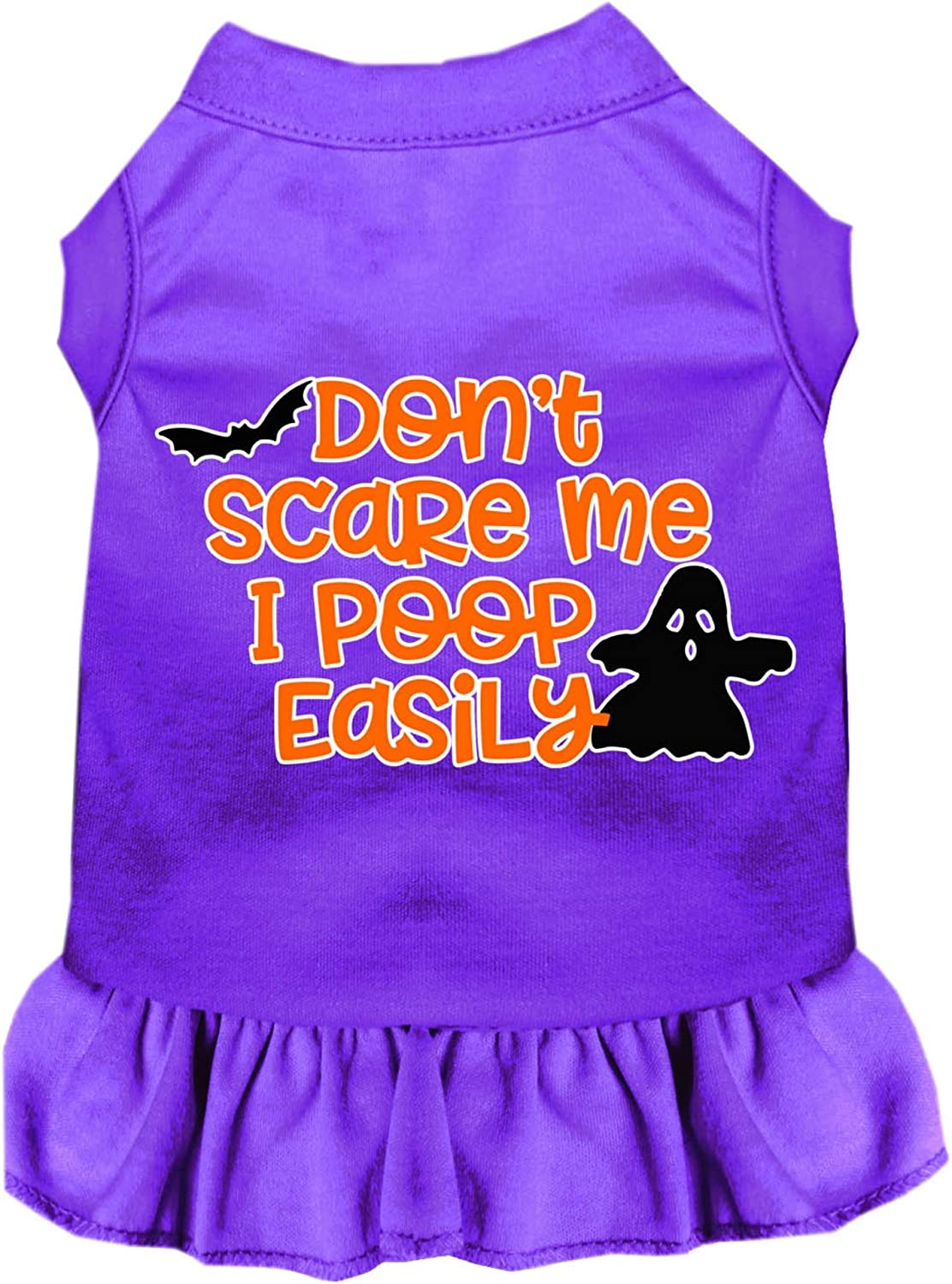 Mirage Pet Product Product Genuine Free Shipping Don't Scare Me Screen Poops Print Easily Dog