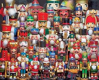 Springbok's 500 Piece Jigsaw Puzzle Nutcracker Collection - Made in USA