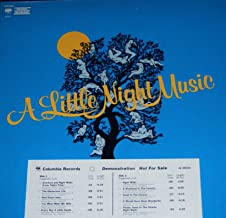 A LITTLE NIGHT MUSIC SOUNDTRACK