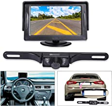 Best 2007 honda civic backup camera Reviews