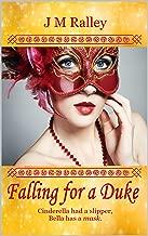 Falling for a Duke (Romancing in Scotland Book 1)