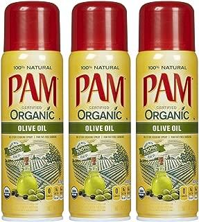 Pam - Spray de cocina de aceite de oliva orgánico