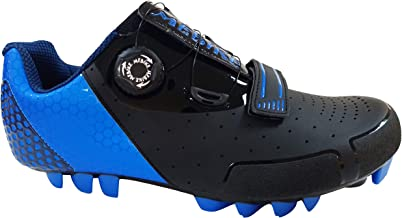 MEBIKE Mens Mountain Cycling Shoes, Mens MTB Bike Shoes, Mountain Lock Bicycle Shoes, SPD Spin Riding MTB Cycling Shoes fo...