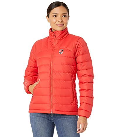 Fjallraven Expedition Pack Down Jacket (True Red) Women