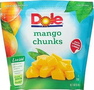 DOLE Frozen Mango Chunks, 16 Ounce Bag