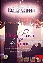 Uma Prova de Amor de Emily Giffin pela Novo Conceito (2013)