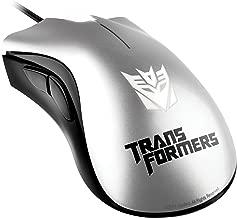Razer DeathAdder Transformers 3 Collectors Edition Gaming Mouse - Megatron (RZ01-00152700-R3U1)