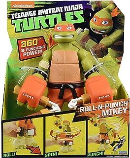 Teenage Mutant Ninja Turtles Roll N Punch Michelangelo