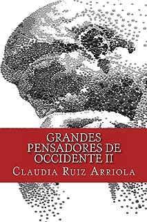 Grandes Pensadores de Occidente II: Del Renacimiento a la Posmodernidad (Spanish Edition)
