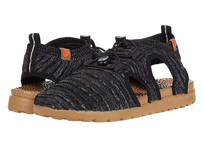 Acorn  Everyweartm Casco Sport (Black Heather) Womens Sandals