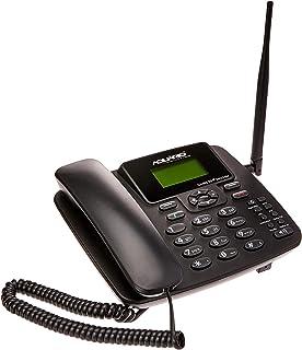 Telefone Celular Rural, Aquario, Preto