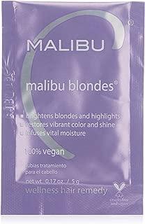 Malibu C Blondes Weekly Brightener